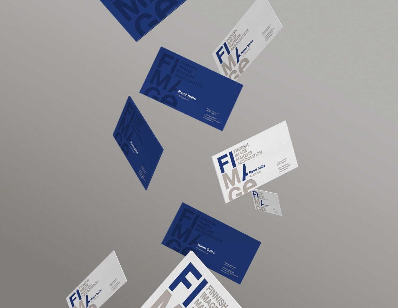 Fimage business cards