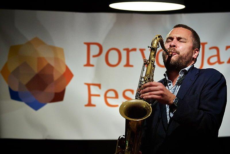 Jazz Jam at Porvoo Jazz Festival